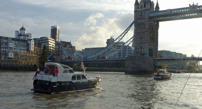 cote - grand blue Londen